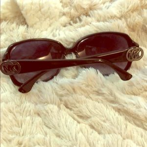Michael Kors Black Sunglasses